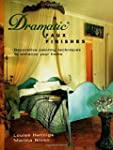 Dramatic Faux Finishes