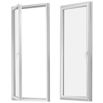 Großartig Balkontür - Kunststoff - Fenster - Tür - weiß - Dreh Kipp - BxH  TW35