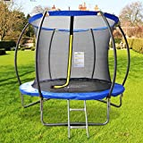 ULTRAPOWER SPORTS Fitness Trampolin/Gartentrampolin 366 cm 12ft mit Sicherheitsnetz Innennetz und Ideal für Kinder