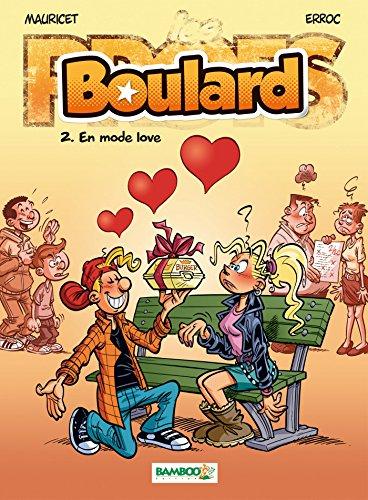 Boulard - Tome 2 - Top humour 2017 par Mauricet