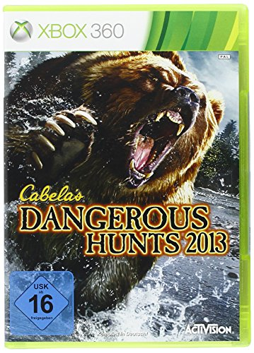 Cabela's Dangerous Hunts 2013 - [Xbox 360]