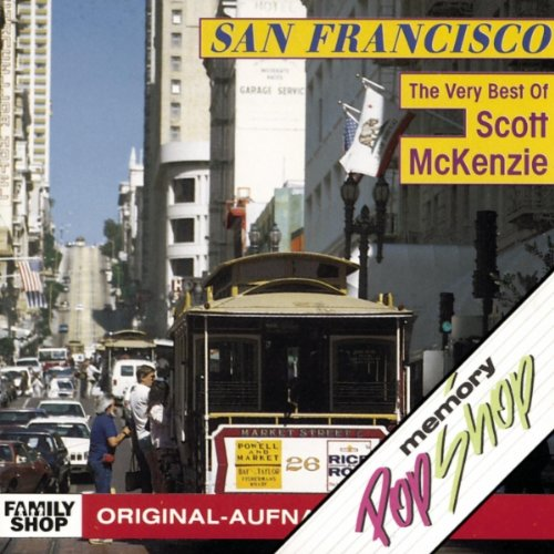 Scott McKenzie - San Francisco (Be Sure to Wear Flowers in Your Hair)