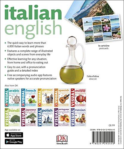 Zoom IMG-1 italian english bilingual visual dictionary