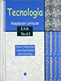 Tecnologia. 1º Eso. Adaptacion Curricular Rodriguez Espejo Aljibe, Ediciones