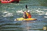 Ruffwear 45101-615M K9 Float Coat Schwimmweste für Hunde, M, rot - 8