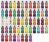 Bolero Kennenlernpaket 55 Sorten für 82 Liter zuckerfreie Getränke + Increase Shaker 600 ml