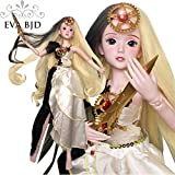Justice 1/3 BJD SD Doll Girl 24inch 60cm 19 jointed BJD dolls Full Set Toy Goddess + Accessory