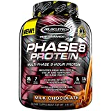 MuscleTech 2.05 kg Milk Chocolate Performance Series Phase8 Powder