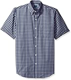Arrow Men's Hamilton Plaid Short Sleeve ...