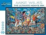 Mike Wilks the Ultimate Noahs Ark 1000-Piece Jigsaw Puzzle Aa895