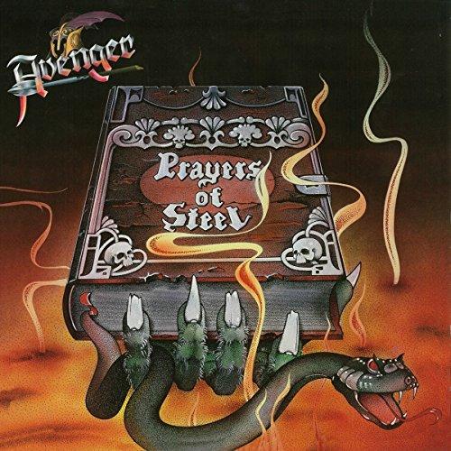 Avenger: Prayers Of Steel (Re-Release) (Audio CD)