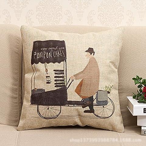 L'Espace de l'éditeur (TM) Popcorn à gâteaux avec Vélo Homme