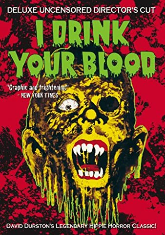 Bruno Roy Henry - I Drink Your Blood [Import USA Zone