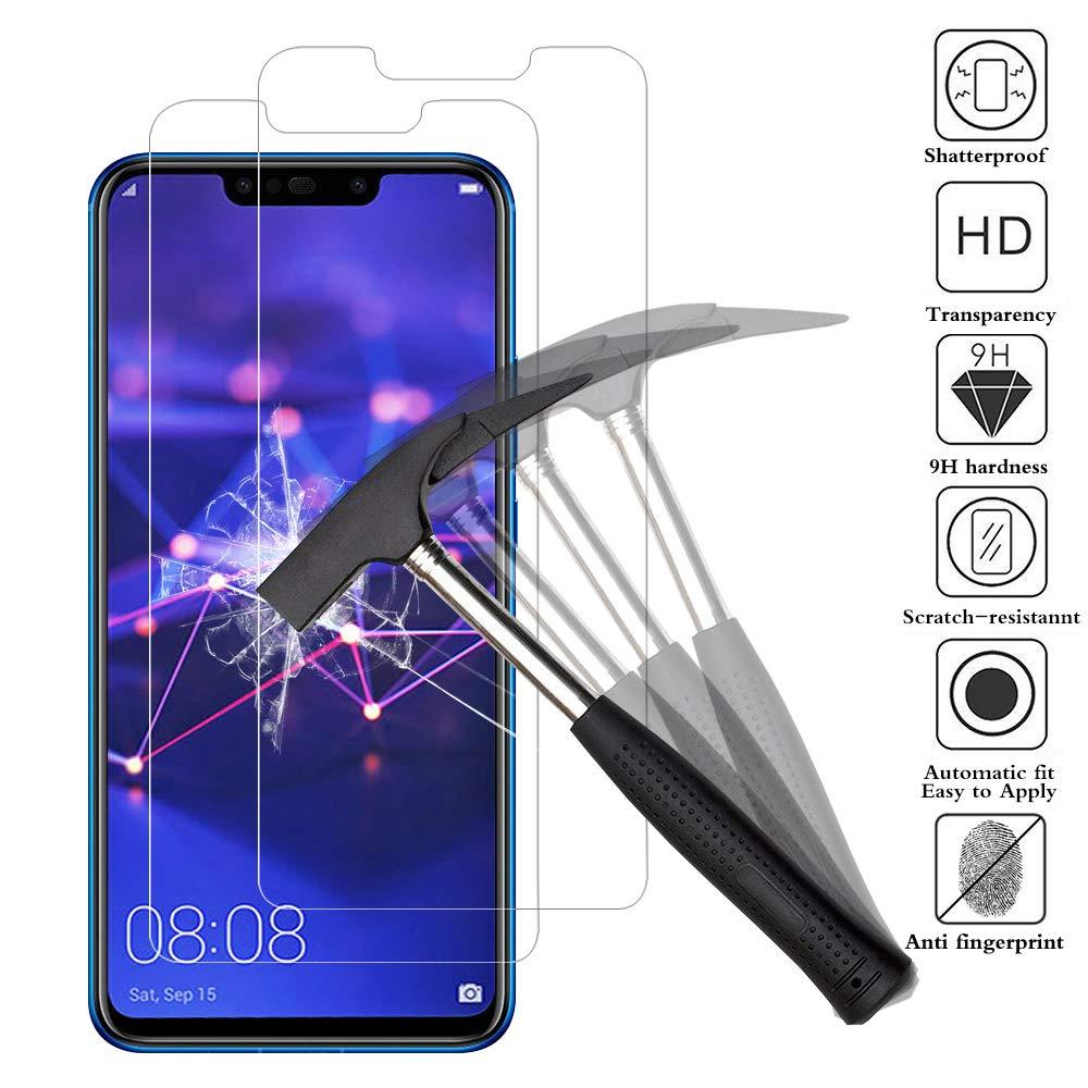 8b72ce3e6ae29 ofertas primavera 2019 en  2 Piezas  Huawei Mate 20 Lite Protector ...