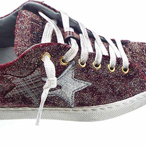 2stars , Mädchen Sneaker Rot