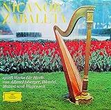 Nicanor Zabaleta spielt Werke für Harfe von Albrechtsberger, Händel, Mozart und Wagenseil [Vinyl LP] [Schallplatte]