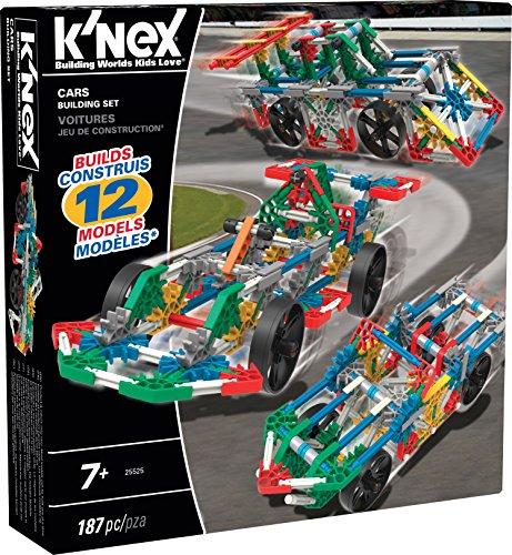 Chicos K'Nex Classics - Vehículo, Juego de construcción 41200