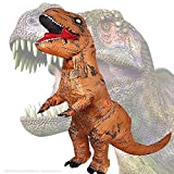 JASHKE tyrannosaurus rex aufblasbare kostüm party geschenk phantasie dress up cosplay party kostüm...
