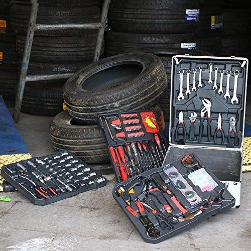 Yahee Universal Werkzeugkoffer (599-teilig) - 7