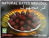 Jordan River Natural Dates Medjoul - 1kg