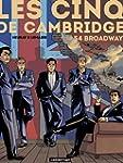 Les Cinq de Cambridge (Tome 2) - 54 B...