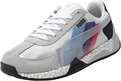 PUMA BMW M Motorsport Speed HYBRID Sneaker White-Glacier