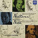 C.P.E. Bach: Prelude, Variations and Fug...
