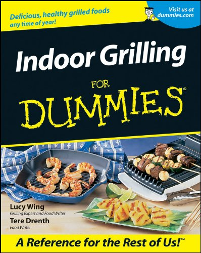Indoor Grilling For Dummies (English Edition) (Sizzling Pan)