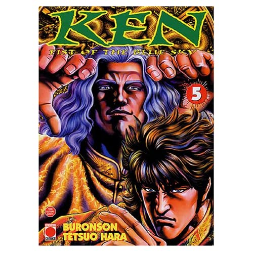Ken Fist of the Blue Sky , Tome 5
