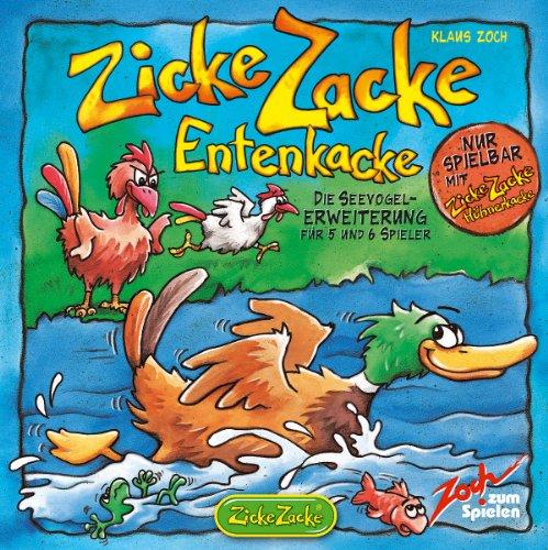 Zoch Verlag 21900 - Zicke Zacke Entenkacke