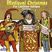 Pro Cantione Antiqua: Medieval Christmas