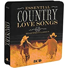 Country Love Songs  3cd