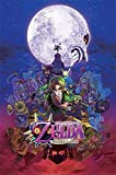 The Legend of Zelda Poster Majora's Mask (61cm x 91,5cm)