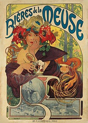 millesime-bieres-vins-et-spiritueux-bieres-de-la-meuse-par-alphonse-mucha-environ-1897-sur-format-a3