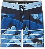 Quiksilver Jungen Highislyth16 B Byj6 Boardshorts, Navy Blazer/Pattern, 25/10