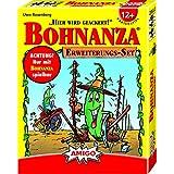Amigo Spiele 1902 - Bohnanza Erweiterungs-Set + AMIGO 07900 - Bohnanza, Kartenspiel