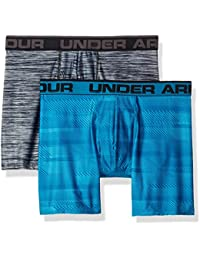 Under Armour Herren Original 6in 2 Pack Novlty Unterhose