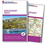 MERIAN live! Reiseführer Kreuzfahrt Rhein: Mit Extra-Karte zum Herausnehmen