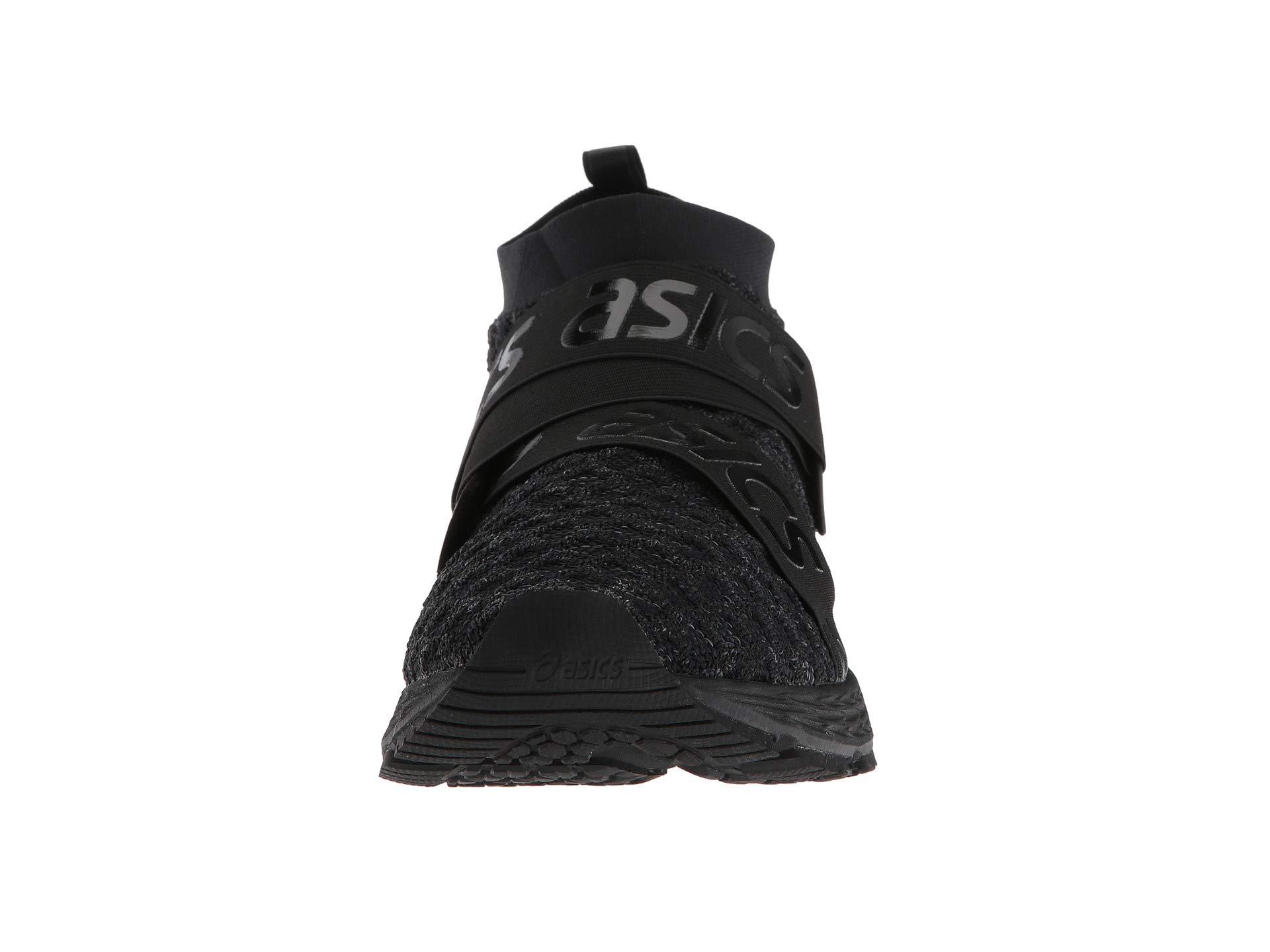 61P0urhhQyL - ASICS Mens Gel-Kayano 25 Obistag Black/Carbon Running Shoe - 9
