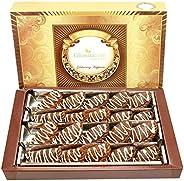 Ghasitaram Gifts Holi Sweets, Holi Gifts, Holi Hamper Chocolate Gujiya 800 GMS