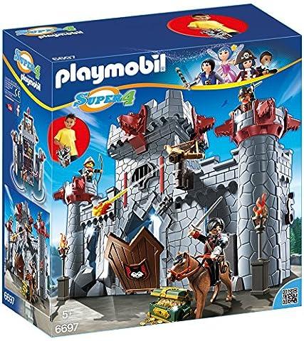 PLAYMOBIL 6697 - Burg des Schwarzen Barons zum (4 A Castello)
