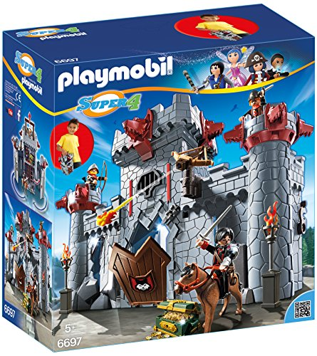 Playmobil Super 4 - Darsteller & ihre Sets