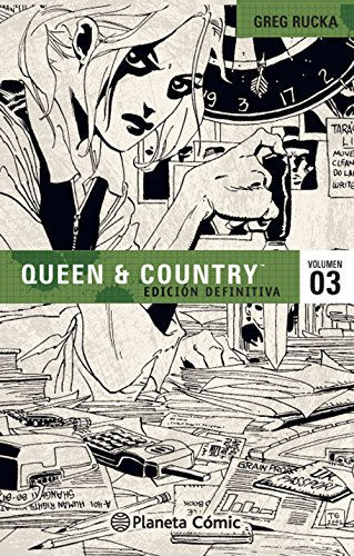 Queen and Country nº 03/04 por Greg Rucka