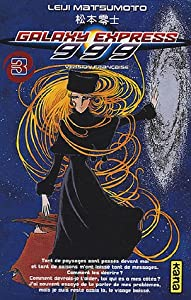 Galaxy Express 999 Edition simple Tome 3