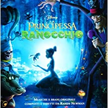 La Principessa E Il Ranocchio by O.S.T.-La Principess