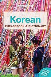 Korean Phrasebook and Dictionary - 6ed - Anglais