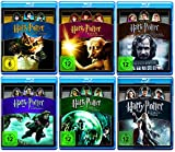 Blu-ray Set * Harry Potter - Teil 1+2+3+4+5+6