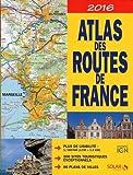 Atlas des routes de France 2016