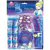 Amscan International Cinderella Value Pack Mega Mix