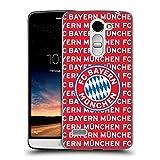 Offizielle FC Bayern Munich Rot 2017/18 Muster Ruckseite